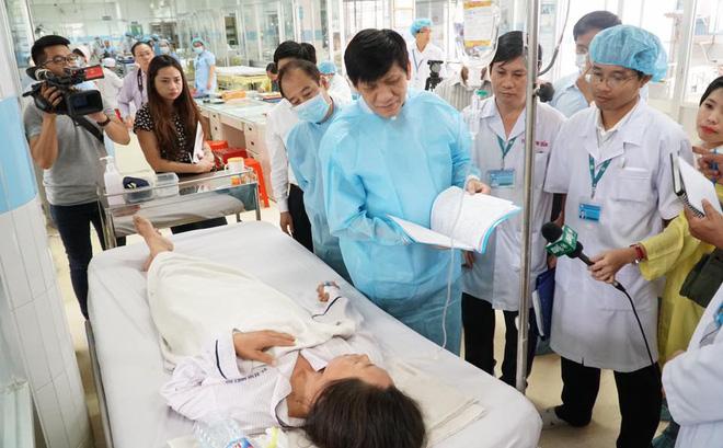Đừng nhầm lẫn sốt xuất huyết với cảm cúm thông thường - Ảnh 1.