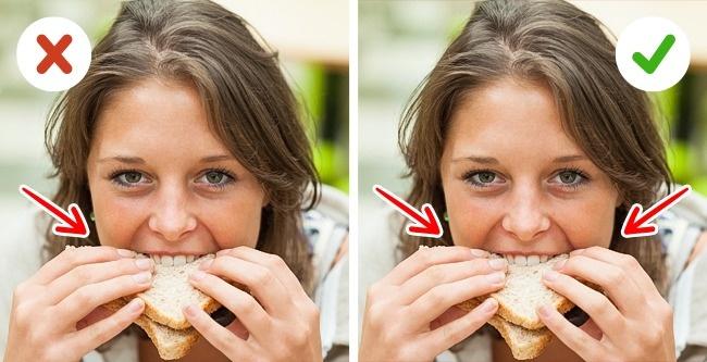 Nếu bạn phạm phải 6 thói quen này khi đánh răng, nhai thức ăn thì cần phải loại bỏ ngay còn kịp - Ảnh 7.