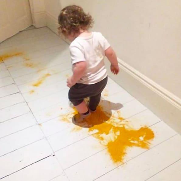 Những tình huống chứng minh khả năng nghịch ngợm của những đứa trẻ là không giới hạn - Ảnh 6.