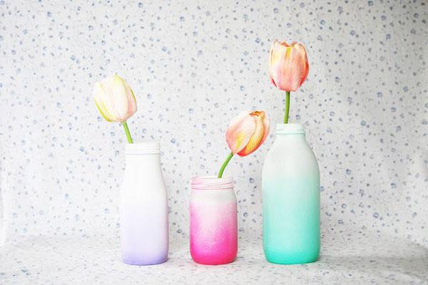 Những cách tái chế vỏ chai lọ siêu tiện ích cho bạn bỏ túi - Ảnh 2.
