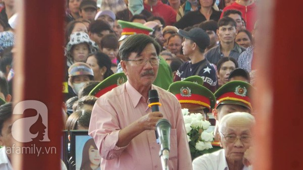 Vụ thảm án Bình Phước: Mẹ của tử tù Nguyễn Hải Dương ngất xỉu khi hay tin con trai sắp bị tiêm thuốc - Ảnh 7.