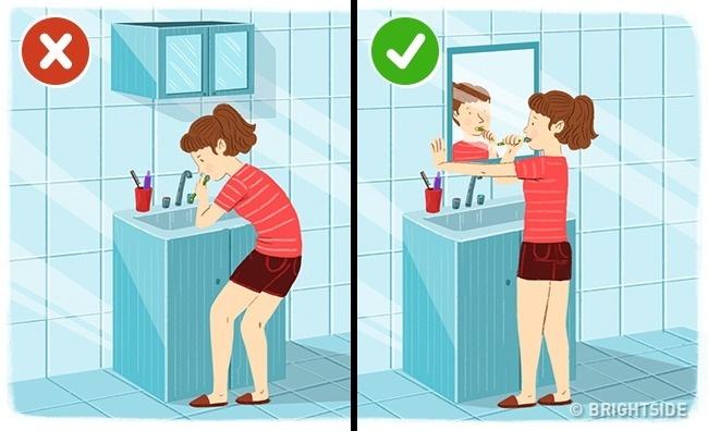 7 hoạt động hàng ngày có thể làm tổn thương, hỏng cột sống của bạn - Ảnh 3.