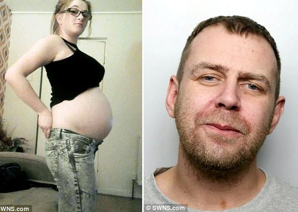 Gần đến ngày dự sinh, thai phụ bị bạn trai đá liên tiếp vào bụng khiến con chết lưu - Ảnh 1.