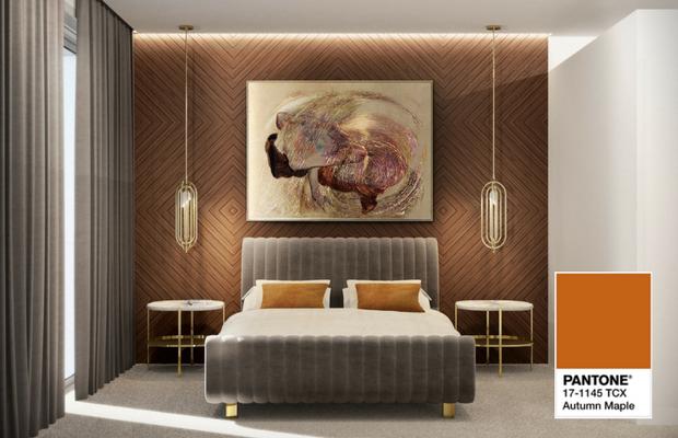 Những xu hướng thiết kế nội thất và màu sắc của năm 2018 bạn nhất định bạn phải biết - Ảnh 5.