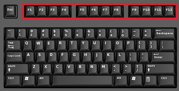 Dùng máy tính hàng ngày, bạn có biết 12 phím F này có chức năng gì không? - Ảnh 1.