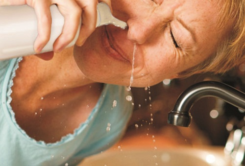 Chuyên gia Đông ý nói gì về cách kiểm soát viêm mũi dị ứng bằng nước muối? - Ảnh 3.