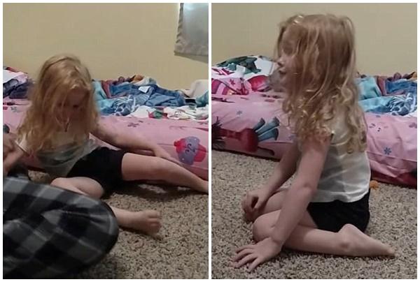 Chỉ vì một vết cắn mà bé gái bị liệt và không thể đứng dậy - Ảnh 2.