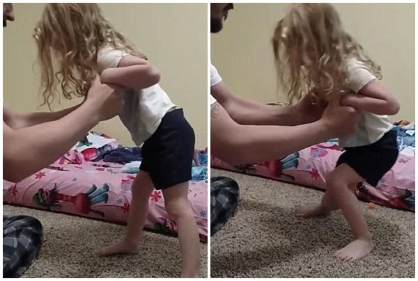 Chỉ vì một vết cắn mà bé gái bị liệt và không thể đứng dậy - Ảnh 3.