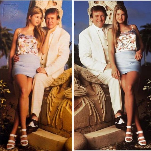 Mối quan hệ thực sự của Đệ nhất phu nhân Trump và con gái riêng của chồng - Ảnh 2.