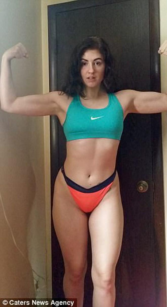 Bị crush từ chối vì béo, cô nàng giảm cân tới mức chỉ còn da bọc xương rồi hối hận nhận ra sai lầm của mình - Ảnh 2.