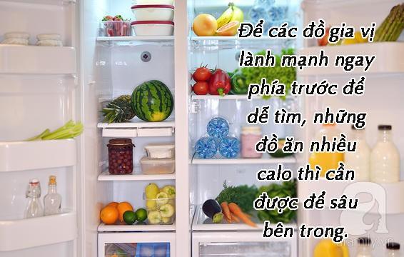 Có thể bạn chưa biết: Sắp xếp phòng bếp như thế này sẽ giúp bạn giảm cân hiệu quả đến bất ngờ - Ảnh 5.