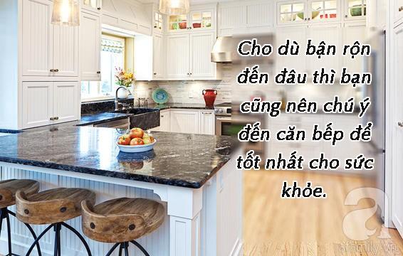 Có thể bạn chưa biết: Sắp xếp phòng bếp như thế này sẽ giúp bạn giảm cân hiệu quả đến bất ngờ - Ảnh 7.