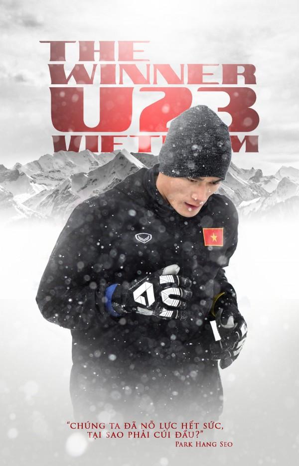 Ngô Thanh Vân bày tỏ muốn làm phim về U23 Việt Nam vì hành trình đầy cảm hứng của các chiến binh - Ảnh 1.