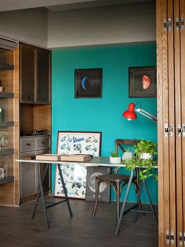 Thiết kế căn hộ 122m2 có phòng bếp lớn - Ảnh 7.