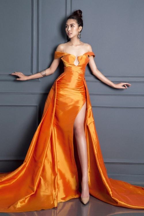 Thật lạ, cứ hễ chung đụng váy áo với Đỗ Mỹ Linh thì loạt người đẹp này bị 'nhấn chìm' ngay lập tức - Ảnh 11.