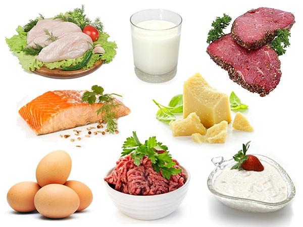 Protein không chỉ đốt cháy mỡ, xây dựng cơ bắp mà còn giữ 7 vai trò quan trọng khác trong cơ thể - Ảnh 1.