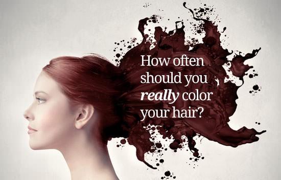 Chỉ cần chú ý 5 điều quan trọng sau, bạn sẽ an toàn hơn nhiều sau mỗi lần nhuộm tóc - Ảnh 1.