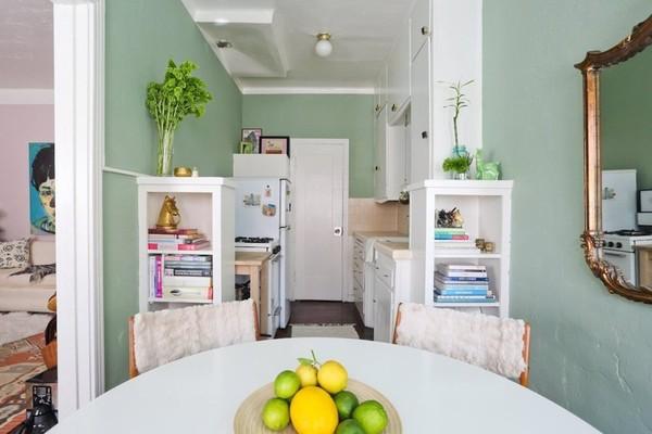 3 mẫu căn hộ hoàn hảo dành riêng cho những cô nàng độc thân - Ảnh 14.