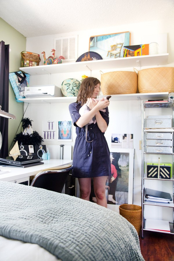3 mẫu căn hộ hoàn hảo dành riêng cho những cô nàng độc thân - Ảnh 8.