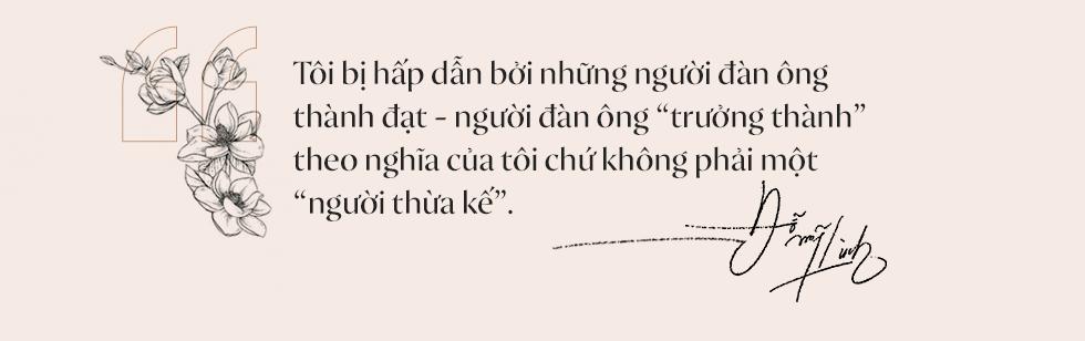 Hoa hậu Đỗ Mỹ Linh: Tôi đã phải cố gắng rất nhiều, giờ lẽ nào lại dành tình yêu cho một chàng trai kém cỏi - Ảnh 9.