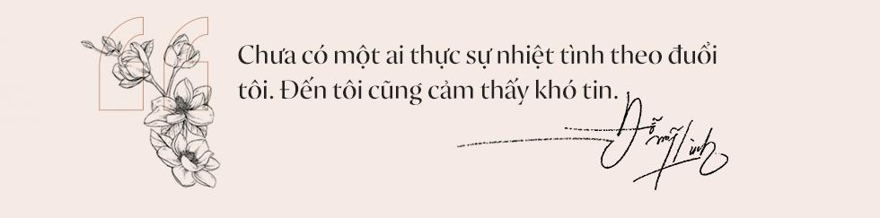 Hoa hậu Đỗ Mỹ Linh: Tôi đã phải cố gắng rất nhiều, giờ lẽ nào lại dành tình yêu cho một chàng trai kém cỏi - Ảnh 4.