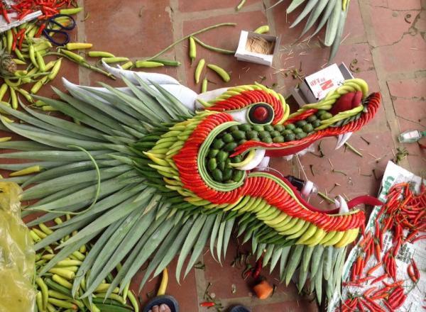 Cổng cưới kết bằng lá dừa - nét văn hóa đặc sắc chứa đựng trọn vẹn nghĩa xóm tình làng của người miền Tây - Ảnh 4.