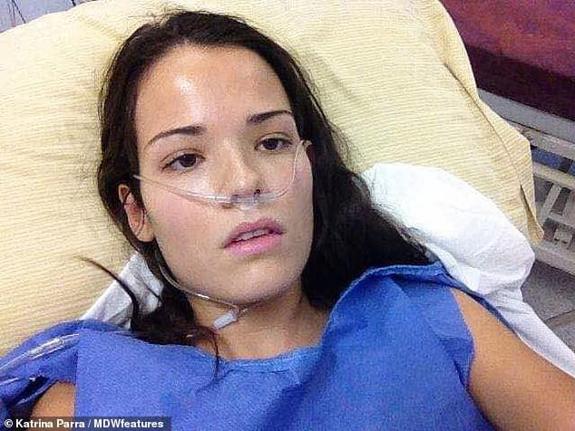 Uống thuốc tránh thai, cô gái 26 tuổi bị liệt và không thể cử động lưỡi, nguyên nhân đằng sau còn đáng sợ hơn - Ảnh 2.