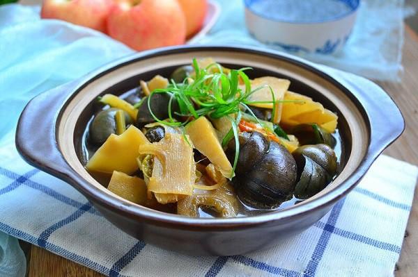 Không chỉ là món ăn vặt khoái khẩu, ốc nhồi còn có thể làm thuốc chữa bệnh, vào mùa thu càng nên dùng - Ảnh 4.