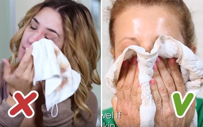 8 lỗi rửa mặt sai trầm trọng mà hầu hết phụ nữ đều vô tư mắc phải, khiến da họ xấu đi trông thấy - Ảnh 3.