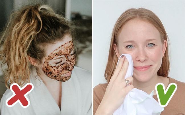8 lỗi rửa mặt sai trầm trọng mà hầu hết phụ nữ đều vô tư mắc phải, khiến da họ xấu đi trông thấy - Ảnh 5.