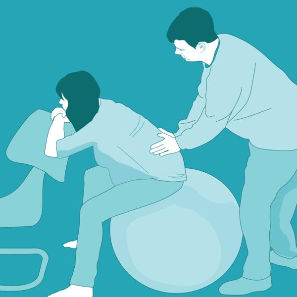 Kinh nghiệm đi đẻ của mẹ trẻ: Muốn giảm đau, sinh nhanh, hãy nhớ chọn tư thế chuyển dạ đúng - Ảnh 5.