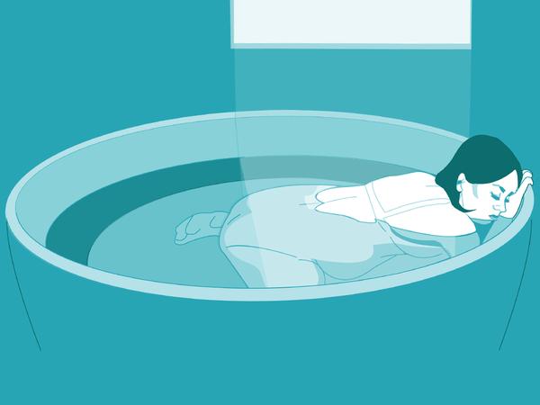 Kinh nghiệm đi đẻ của mẹ trẻ: Muốn giảm đau, sinh nhanh, hãy nhớ chọn tư thế chuyển dạ đúng - Ảnh 6.