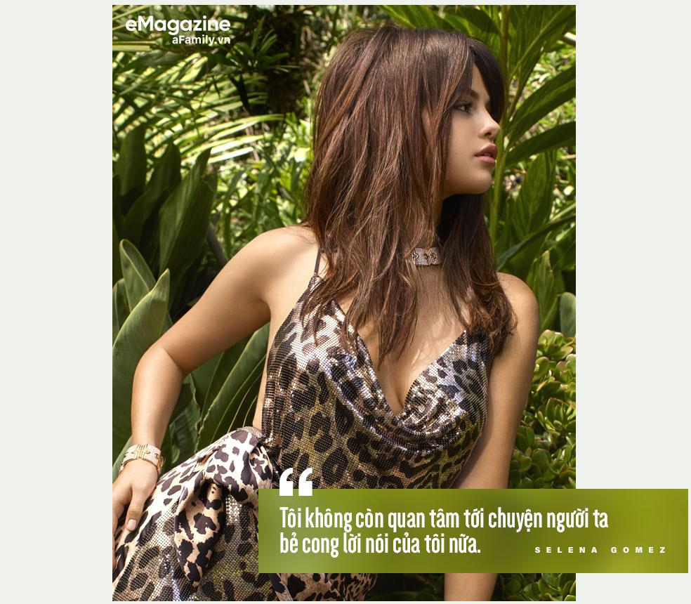 Selena Gomez ở tuổi 26: Phía sau hào quang là chứng trầm cảm và nỗi ám ảnh thanh xuân mang tên Justin Bieber - Ảnh 4.