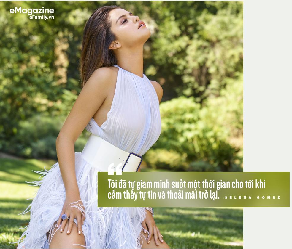 Selena Gomez ở tuổi 26: Phía sau hào quang là chứng trầm cảm và nỗi ám ảnh thanh xuân mang tên Justin Bieber - Ảnh 8.