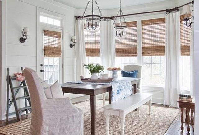 Gợi ý chọn thảm giúp phòng ăn đẹp và ấm cúng - Ảnh 5.