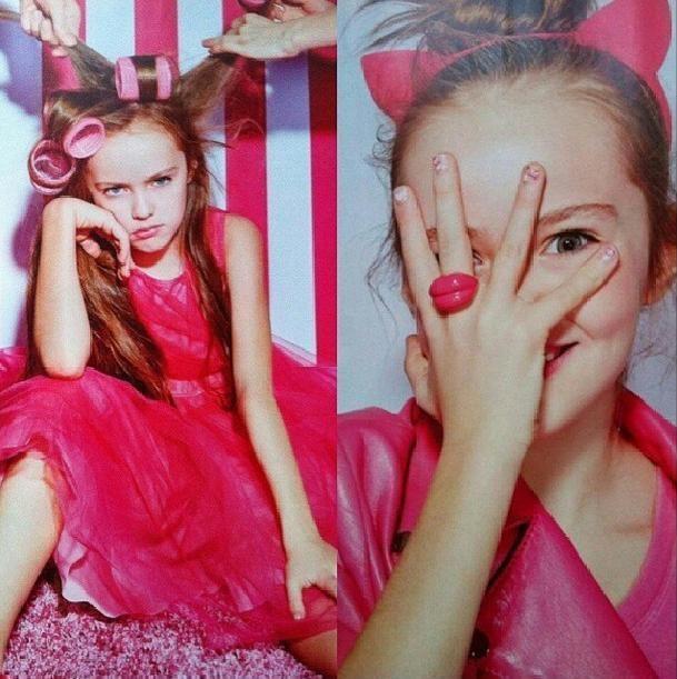 Top người mẫu nhí nhỏ tuổi nhất thế giới: Mới lên 5 đã trở thành các mỹ nam mỹ nữ hàng đầu làng giải trí! - Ảnh 4.
