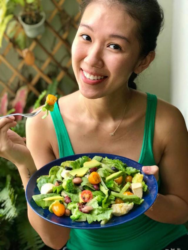 Chế độ ăn mang đến vóc dáng thon gọn đáng mơ ước của cô giáo Yoga - Ảnh 3.