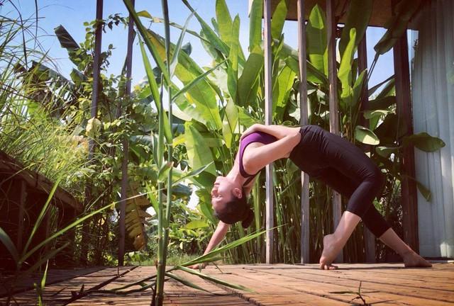 Chế độ ăn mang đến vóc dáng thon gọn đáng mơ ước của cô giáo Yoga - Ảnh 4.