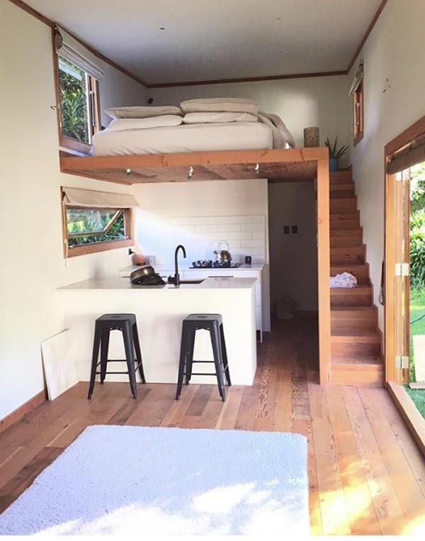 7 mẹo thiết kế nhà nhỏ cực đáng để thử nếu bạn muốn sở hữu nơi ở nhỏ xinh đáng mơ ước  - Ảnh 2.
