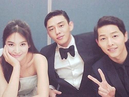 Vừa về Hàn Quốc, Song Hye Kyo đã hẹn hò với người yêu tin đồn một thời kèm lời hứa hẹn  - Ảnh 2.
