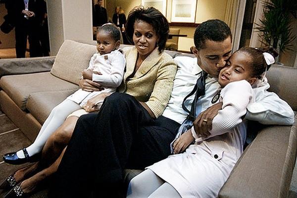 """Làm vợ phải """"cứng"""" như phu nhân cựu Tổng thống Mỹ Obama, ra hẳn tối hậu thư """"chỉnh đốn"""" chồng  - Ảnh 1."""