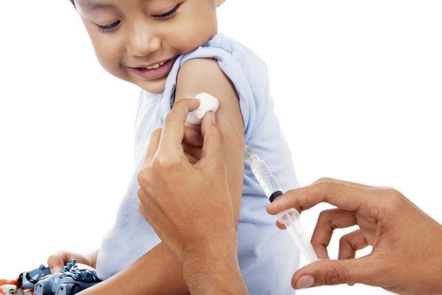 Cẩn thận với bệnh sởi và Rubella ở trẻ trong mùa đông - xuân - Ảnh 2.