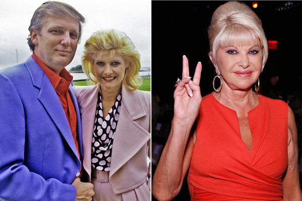 Đối mặt với tình địch phải bình tĩnh như cách của vợ cũ Tổng thống Trump: Kiêu hãnh và không tha thứ - Ảnh 1.