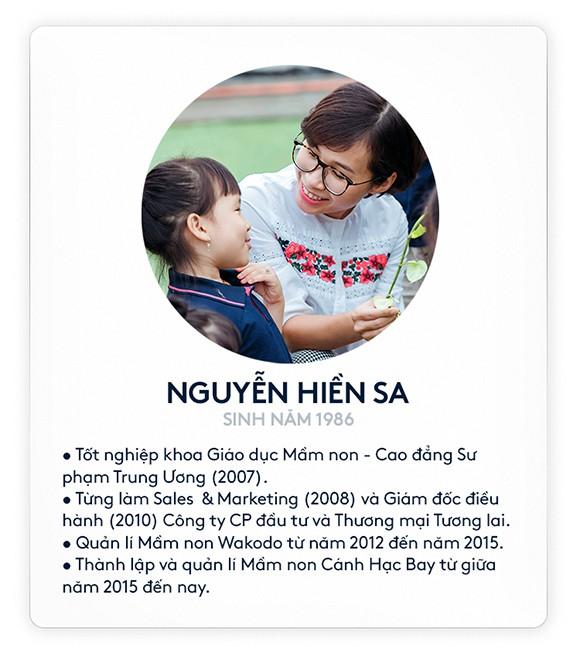 Mỗi ngày đều biết ơn cuộc sống - cách cô bé mất cha mẹ khi 6 tuổi trở thành người sáng lập trường mầm non hạnh phúc - Ảnh 1.