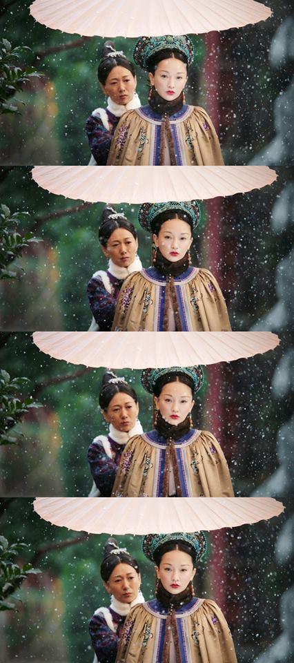 Đỉnh cao của diễn xuất: Chỉ với 1 ánh mắt khi ban chết cho Lệnh Phi - Lý Thuần, Châu Tấn đã làm fan náo loạn  - Ảnh 1.