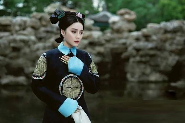 Đừng mải chê Phạm Băng Băng dở hơn Châu Tấn, nàng Kim Tỏa từng đóng Như Ý - Kế Hoàng hậu đây này!  - Ảnh 4.