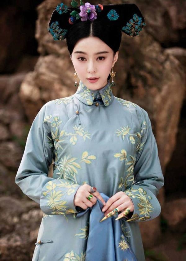 Đừng mải chê Phạm Băng Băng dở hơn Châu Tấn, nàng Kim Tỏa từng đóng Như Ý - Kế Hoàng hậu đây này!  - Ảnh 7.