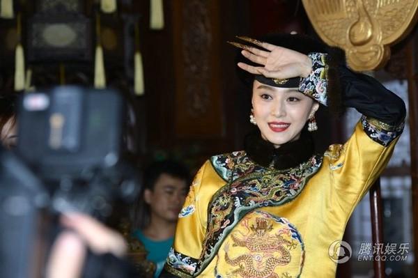 Đừng mải chê Phạm Băng Băng dở hơn Châu Tấn, nàng Kim Tỏa từng đóng Như Ý - Kế Hoàng hậu đây này!  - Ảnh 12.