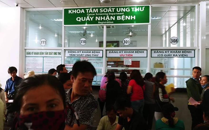 4500 phụ nữ Việt tử vong vì ung thư vú mỗi năm