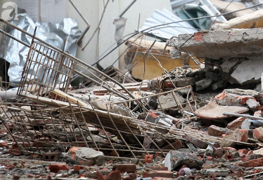 Mục sở thị chung cư ghê rợn nhất Thủ đô trước ngày biến mất - Ảnh 5.